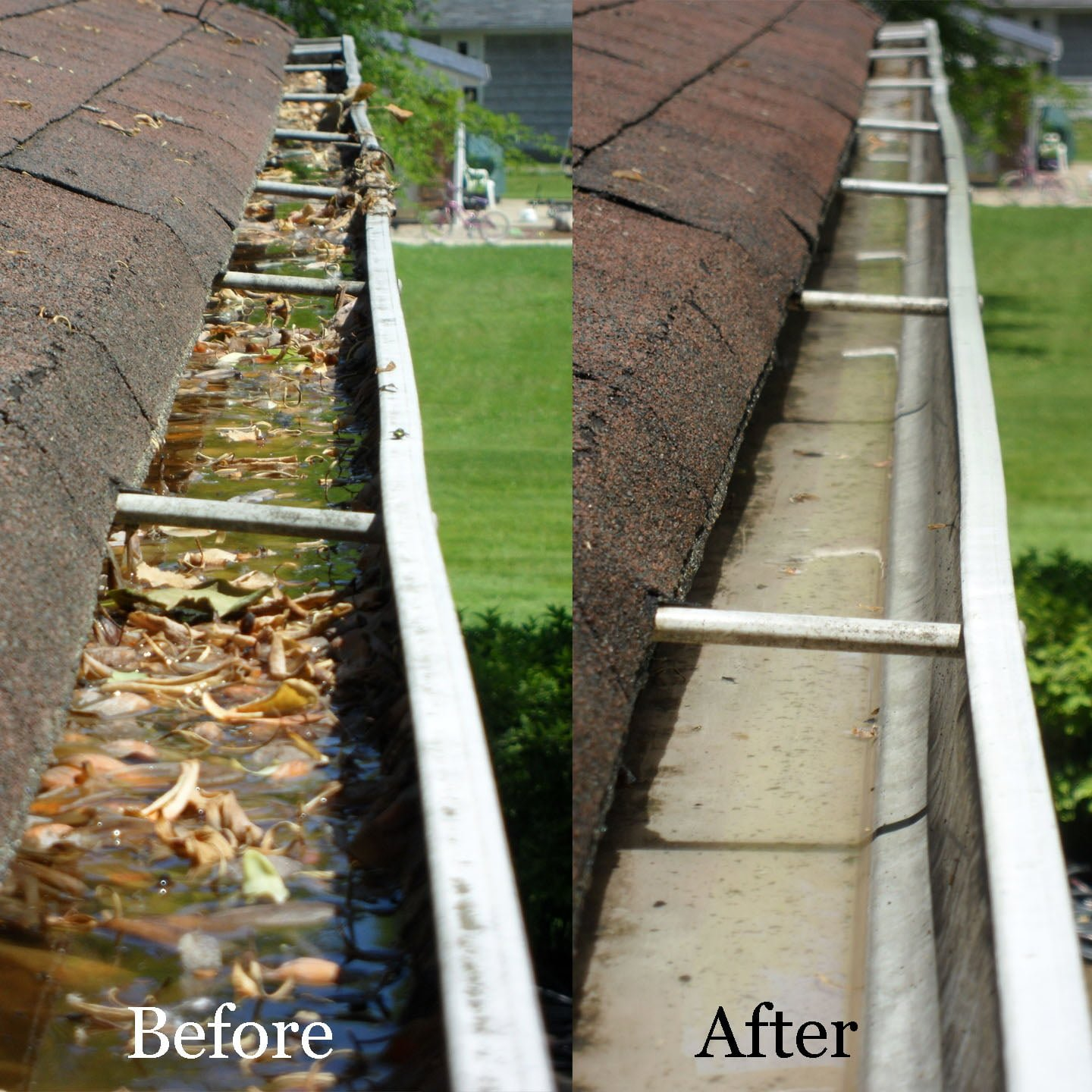 Gutter Cleaning Amp Clearing Window Fresh Window